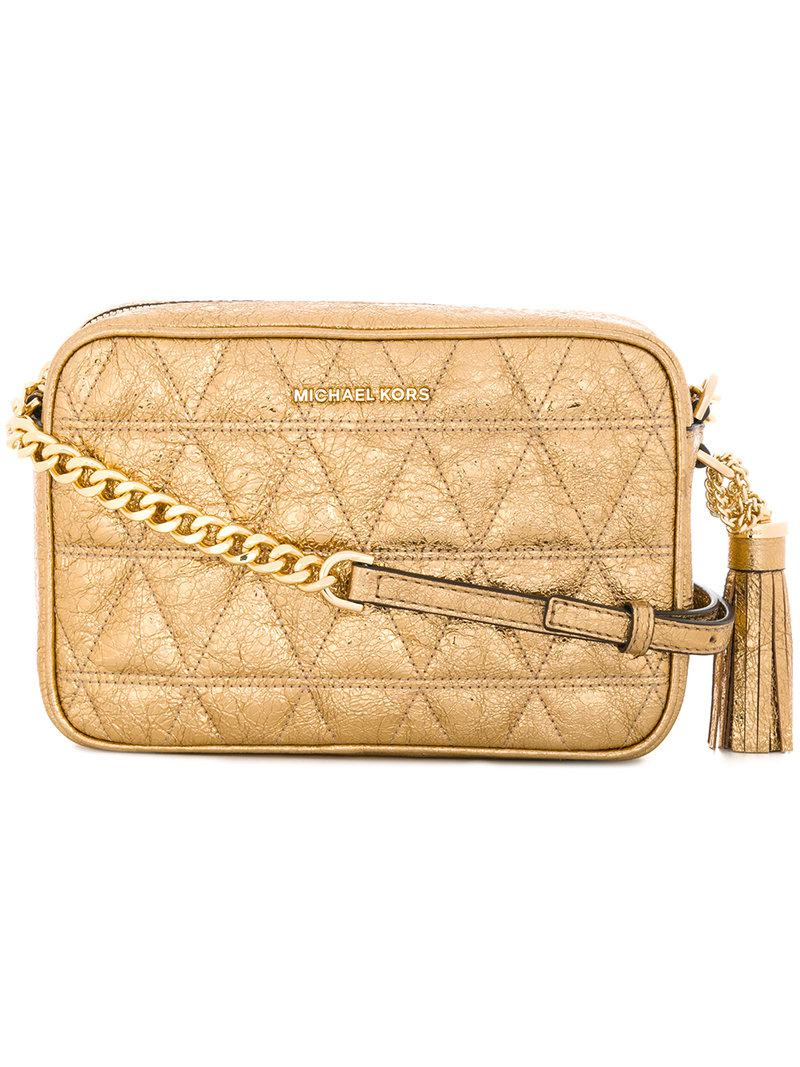 c70df396aee1 Gallery. Previously sold at: Farfetch · Women's Michael Kors Quilted ...