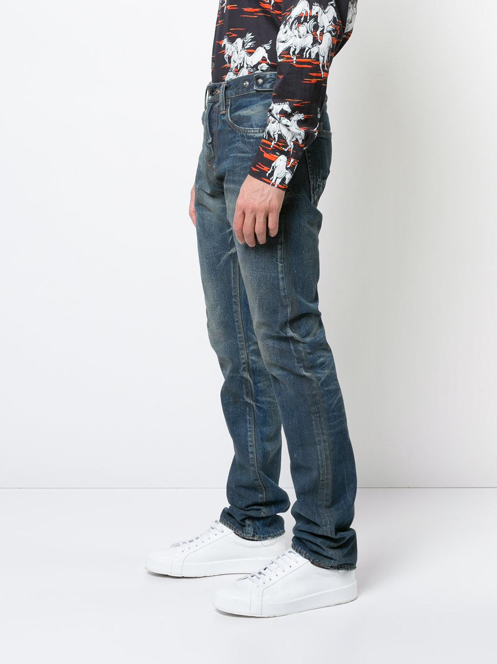 PRPS Denim Smokey Demon Jeans in Blue for Men