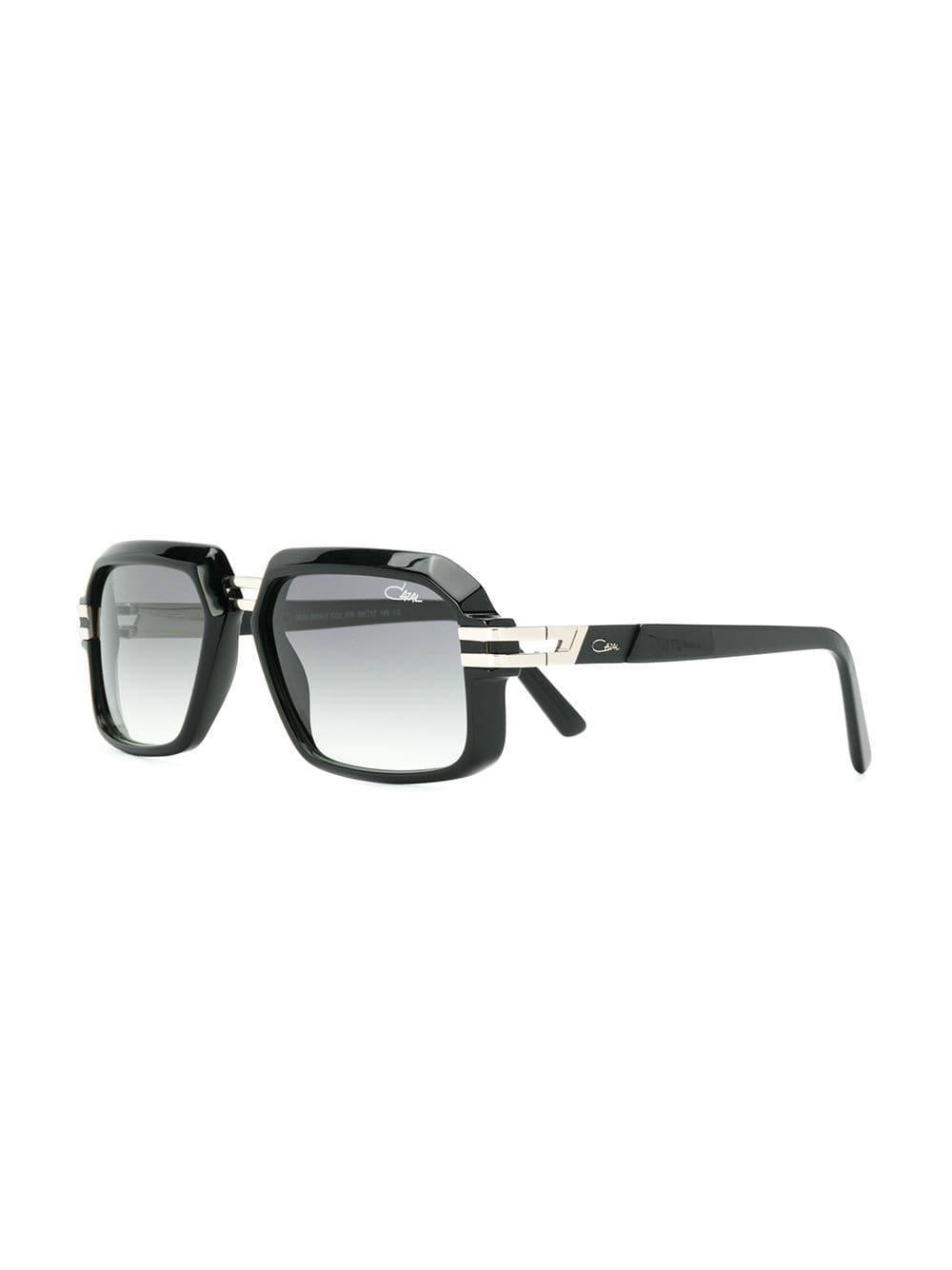 d16f1d7e82b Cazal - Black Oversized Frame Sunglasses for Men - Lyst. View fullscreen