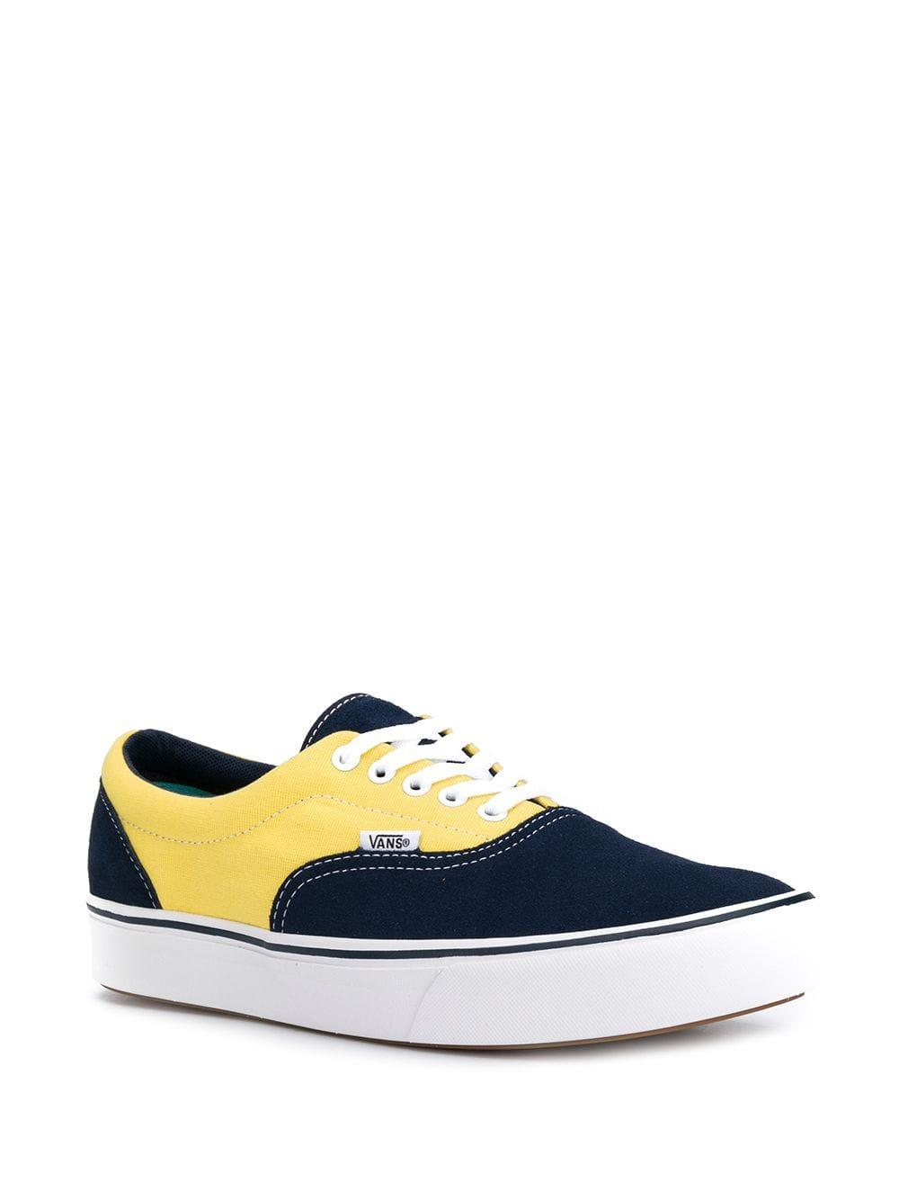 a603ae5dd4 Lyst - Vans Confycush Era Sneakers in Blue for Men
