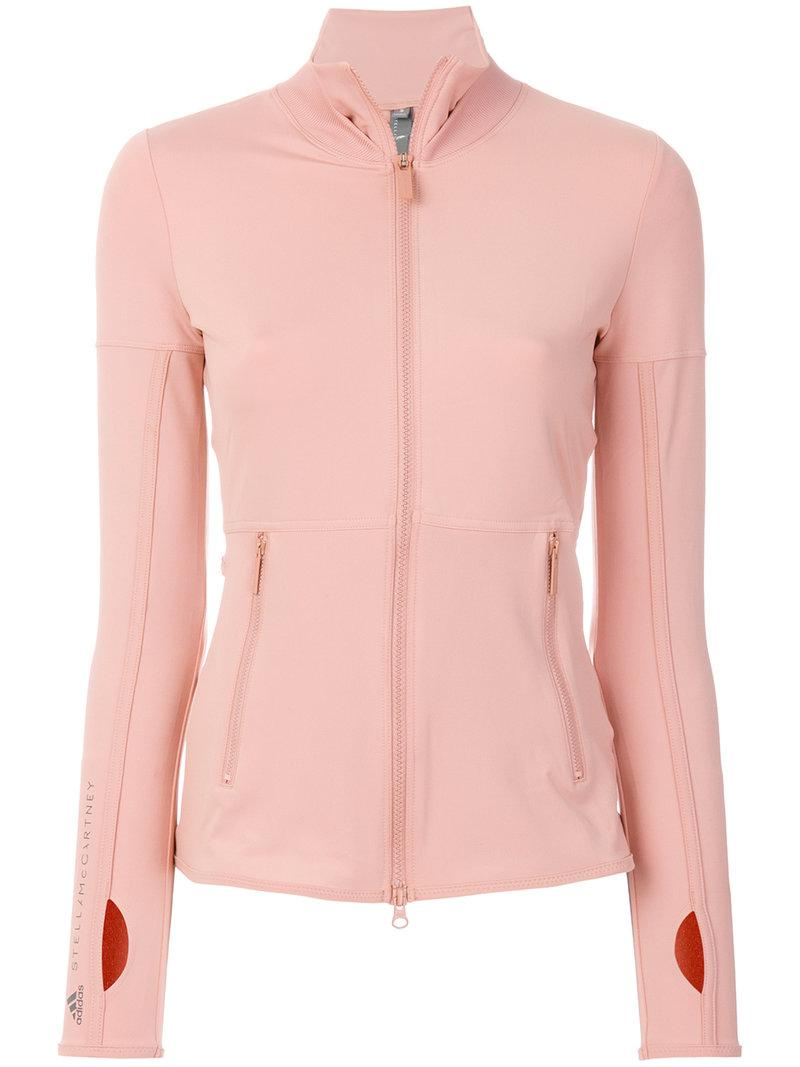 Largest Supplier For Sale slim-fit sweater - Pink & Purple Stella McCartney Low Price Sale Online Cheap Pick A Best Free Shipping For Cheap 24v4Iid