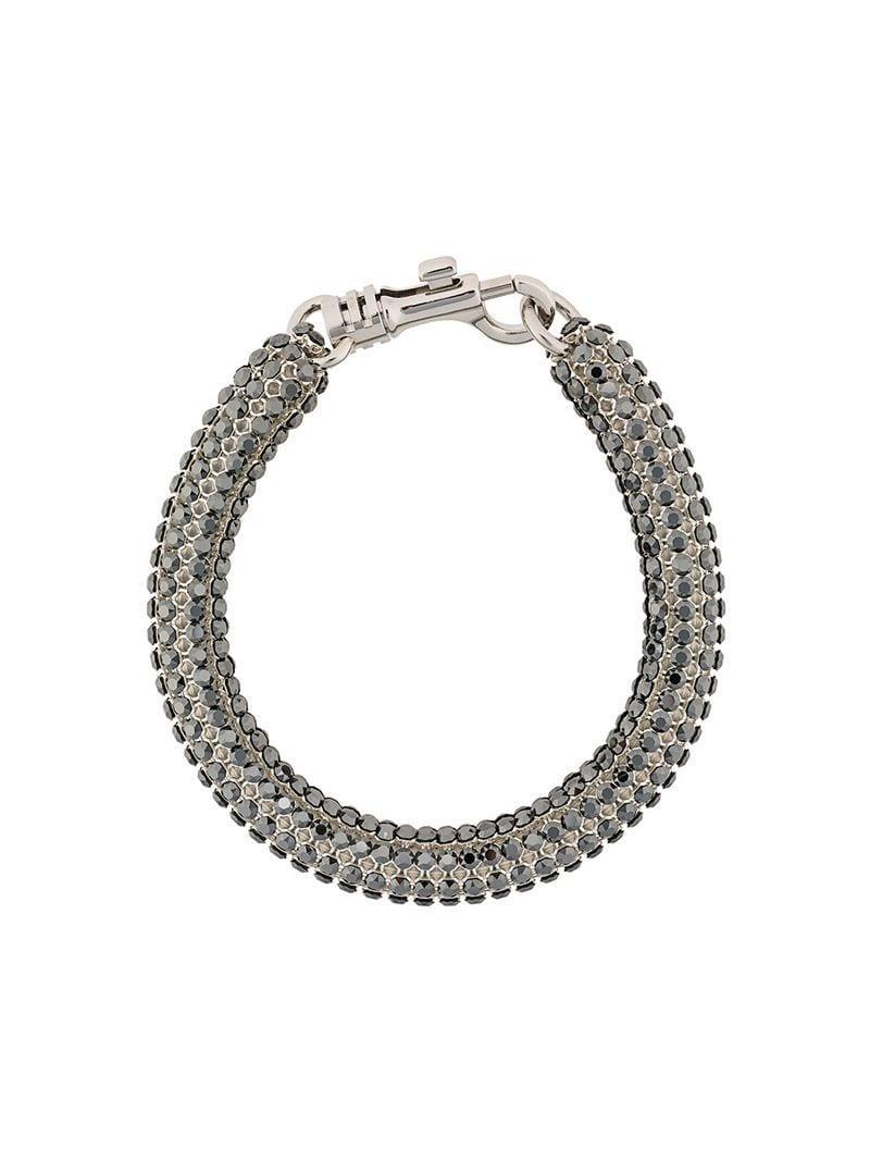 Bolster Bracelet By Christopher Kane