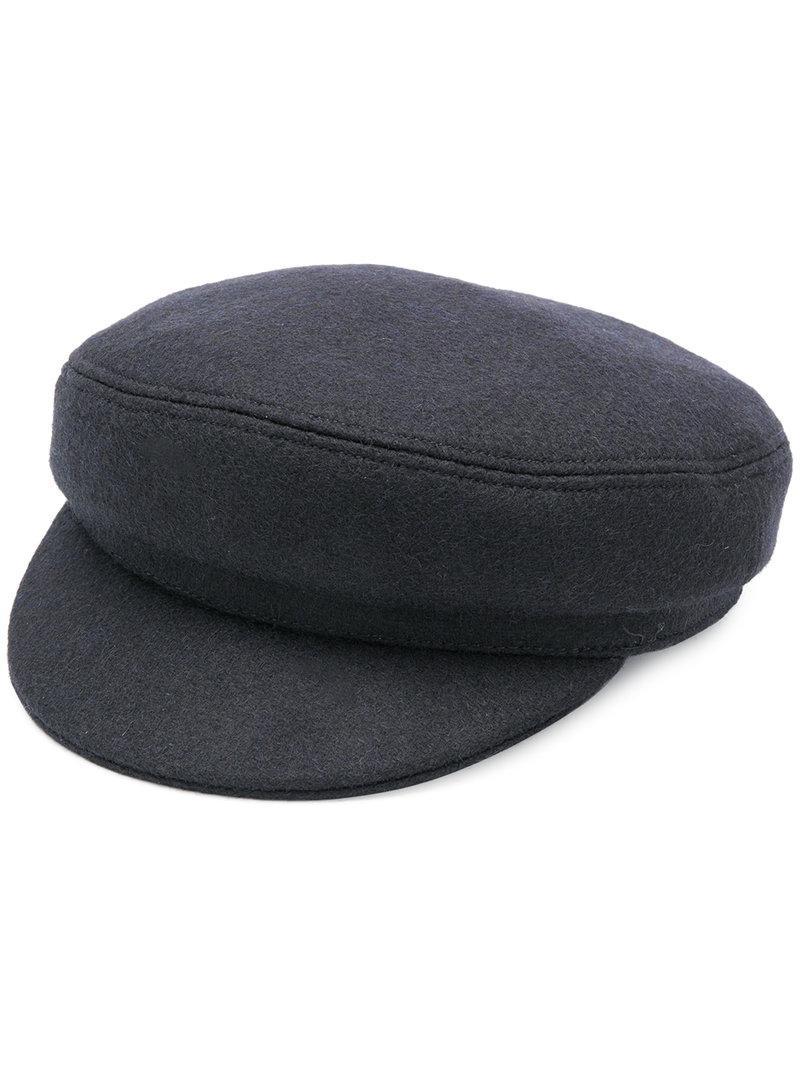 Evie flat cap - Blue Isabel Marant Wy9Wvy