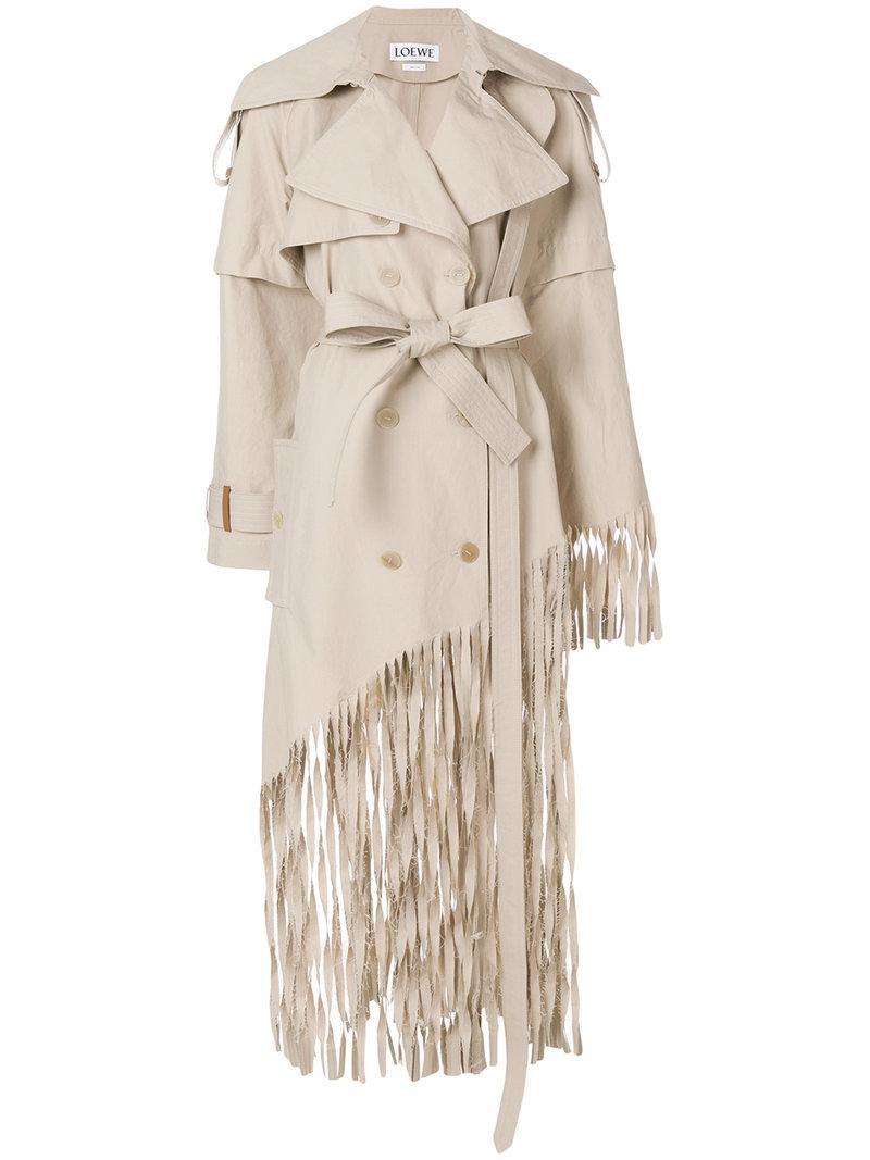 fringe dress - Nude & Neutrals Loewe B2Noj2T9v