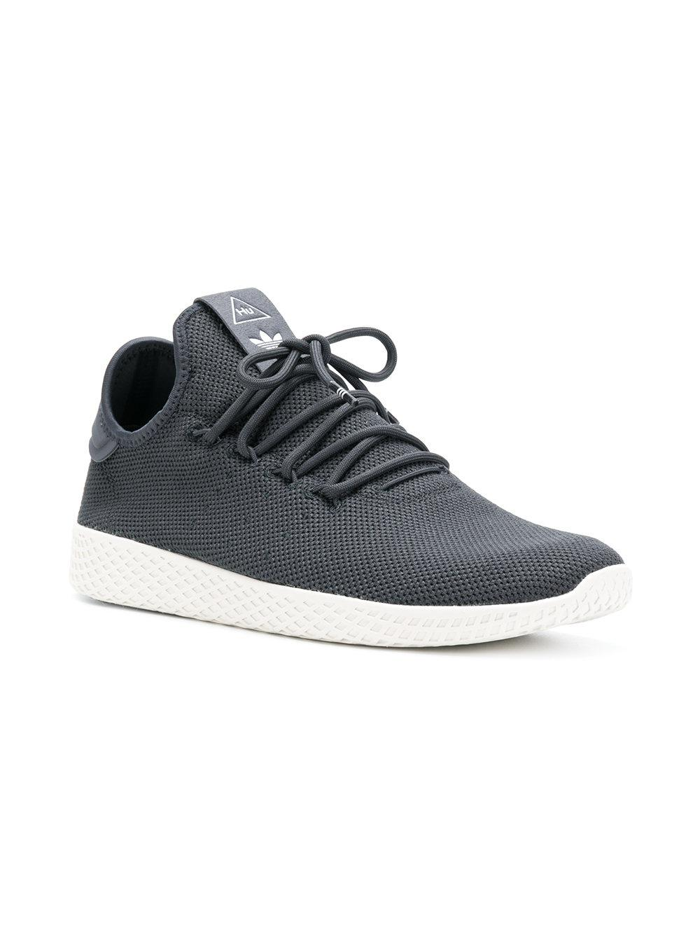 Adidas Originals Pw Tennis Hu Sneakers In Gray For Men Lyst