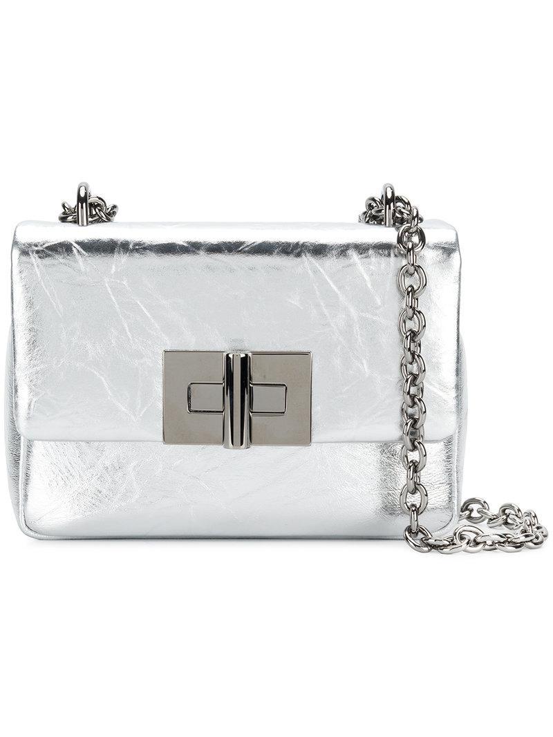 Day shoulder bag - Grey Tom Ford 1Pphq7t45