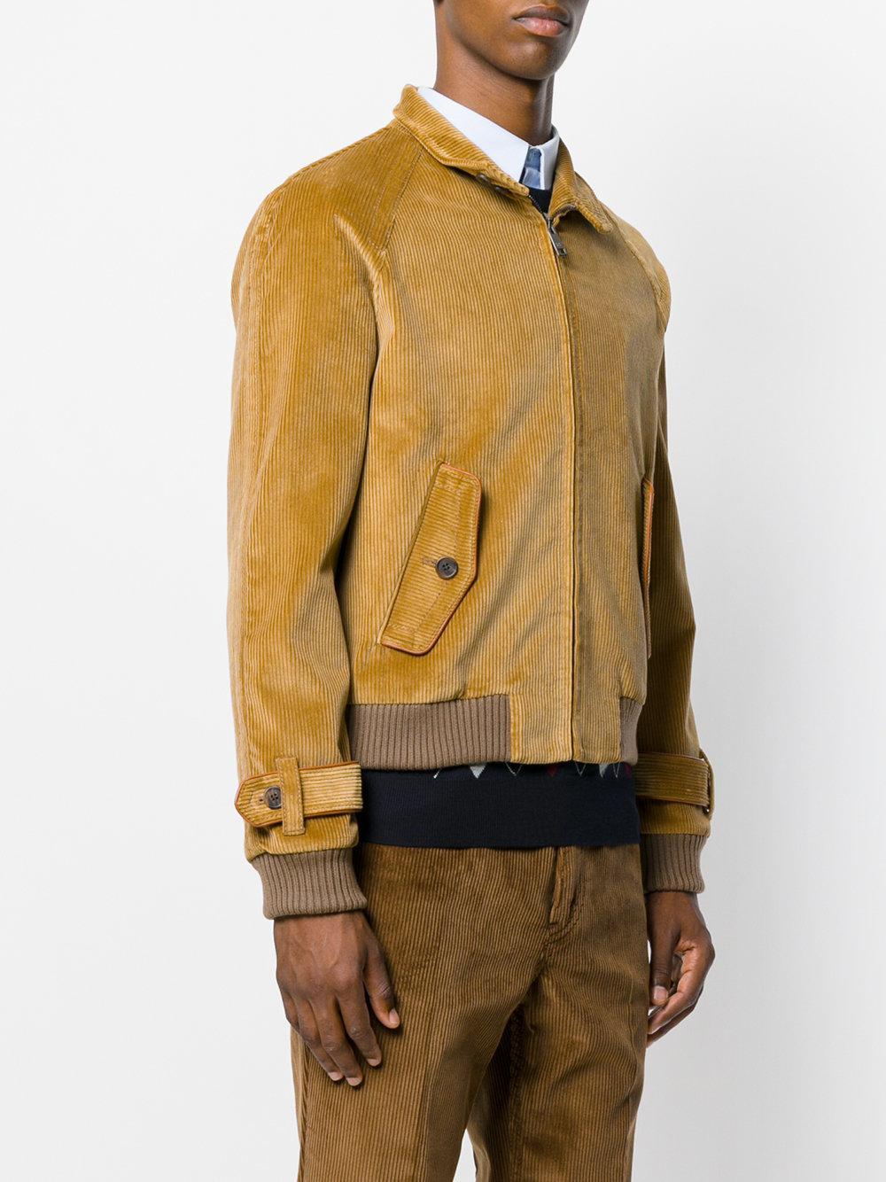 Prada Corduroy Jacket for Men