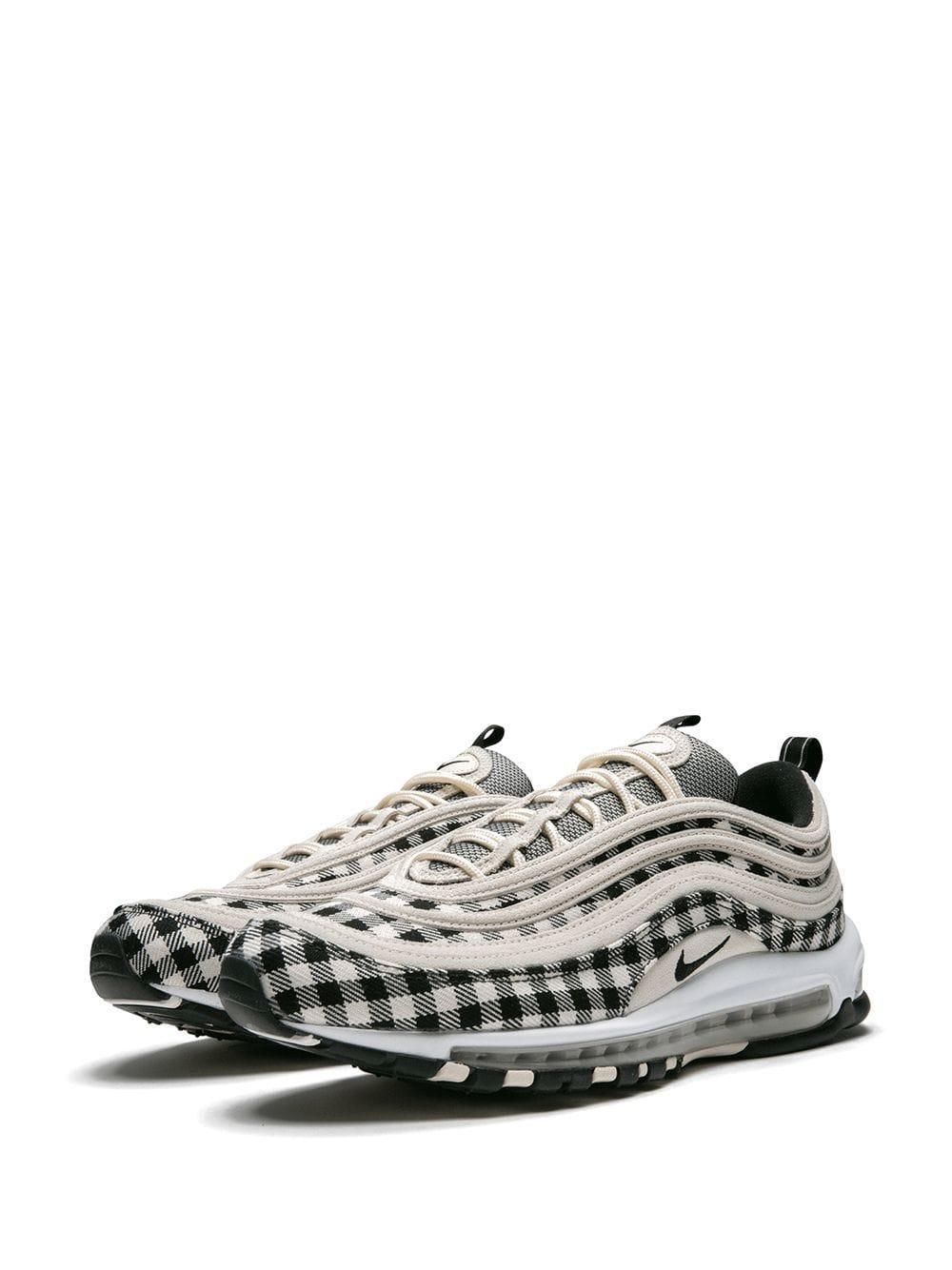 Nike - White Air Max 97 Premium Sneakers for Men - Lyst. View fullscreen 678bed773