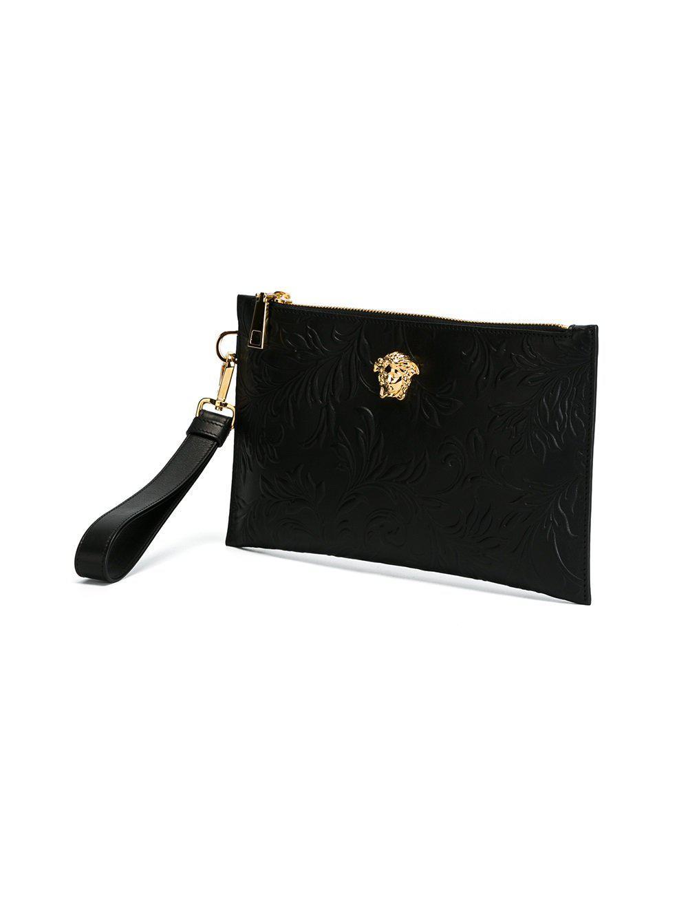 Vanitas Vanitas Clutch Negro Clutch Versace gwxg4Xqr