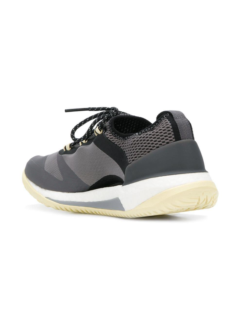 369a55a1004b Adidas By Stella Mccartney Pure Boost X Tr 3.0 Sneakers in Gray - Lyst