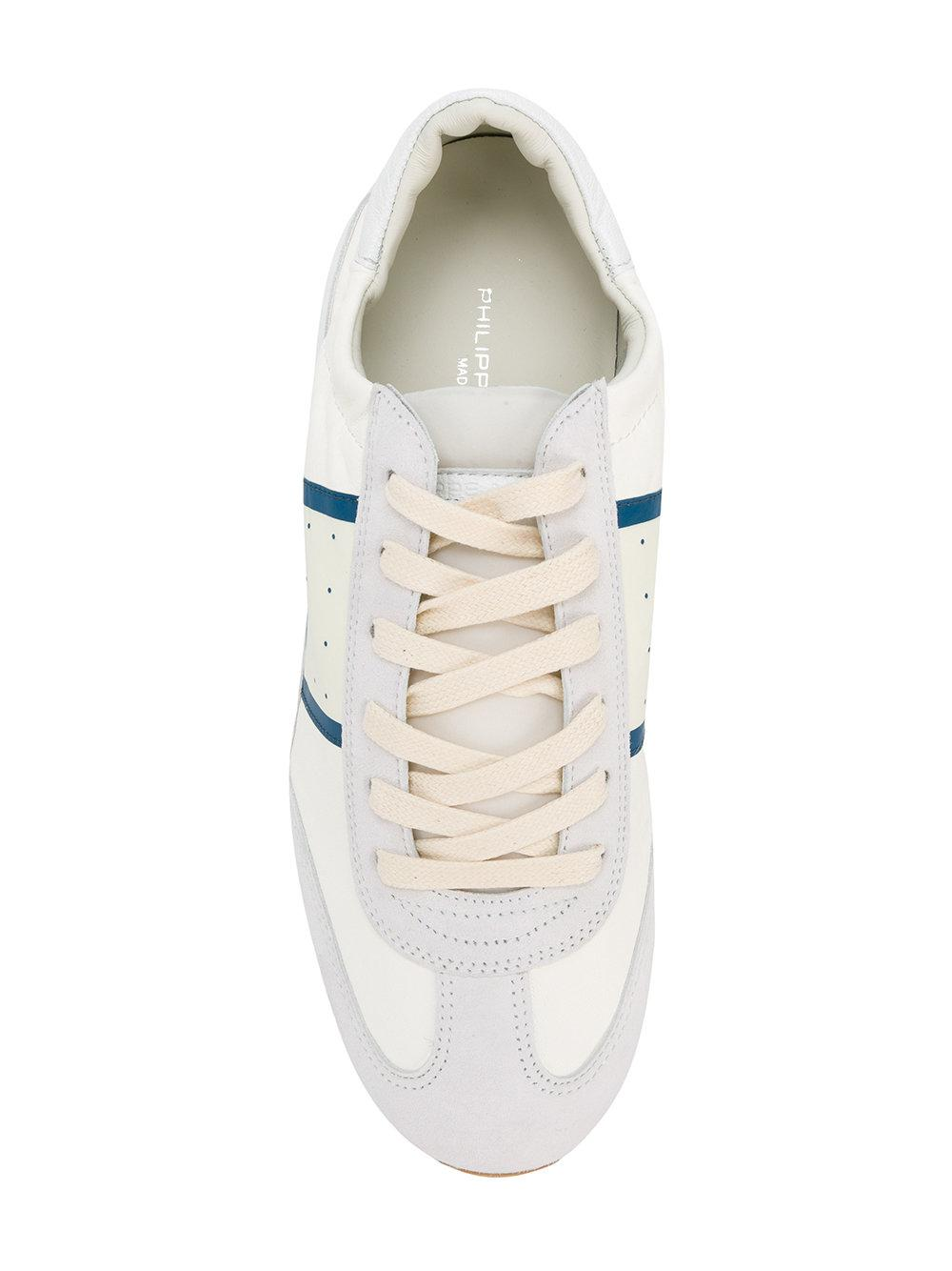 Philippe Model Leather Toujours Sneakers