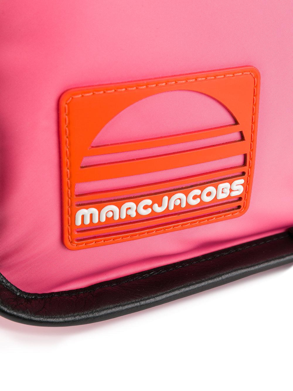 Marc Jacobs Sport Tote in Pink & Purple (Pink)