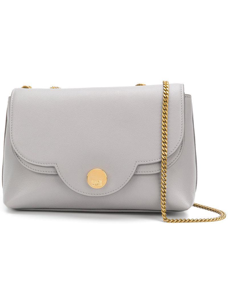 Chloé Mini sac porté épaule Polina Rq8Z7Z44