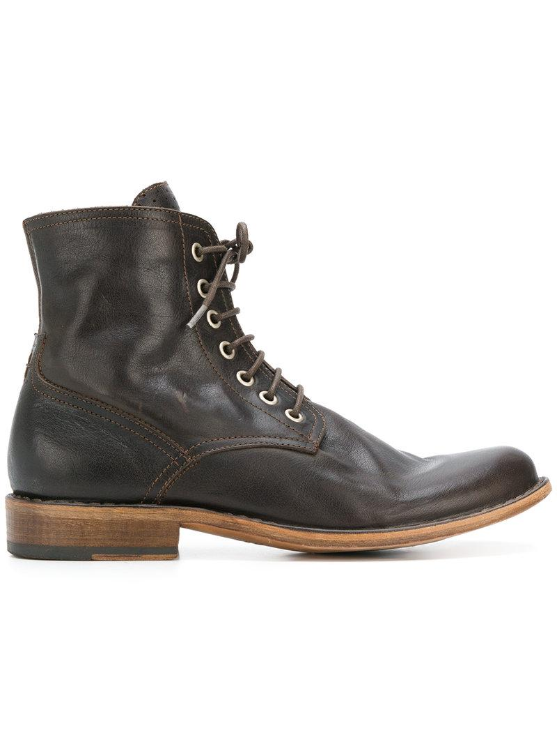 Fiorentini + Baker lace-up fitted boots sale official site free shipping cheap cheap sale release dates cheap many kinds of low price cheap price NxCyl