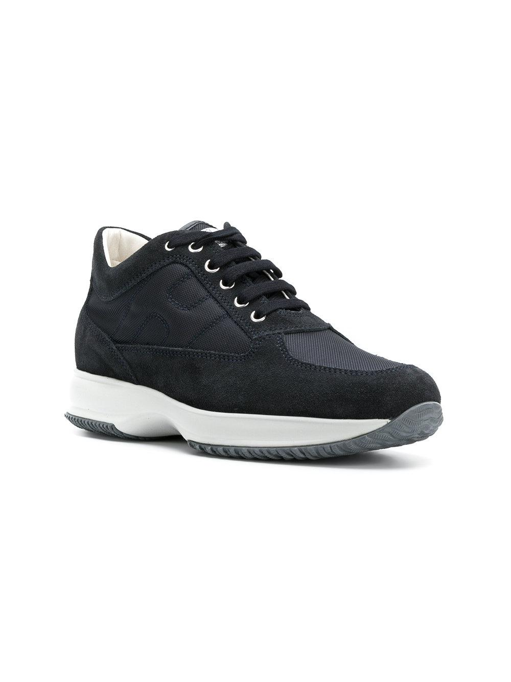 8105a3099cb0 Hogan Classic Designer Sneakers in Blue for Men - Save 39.03966597077244% -  Lyst