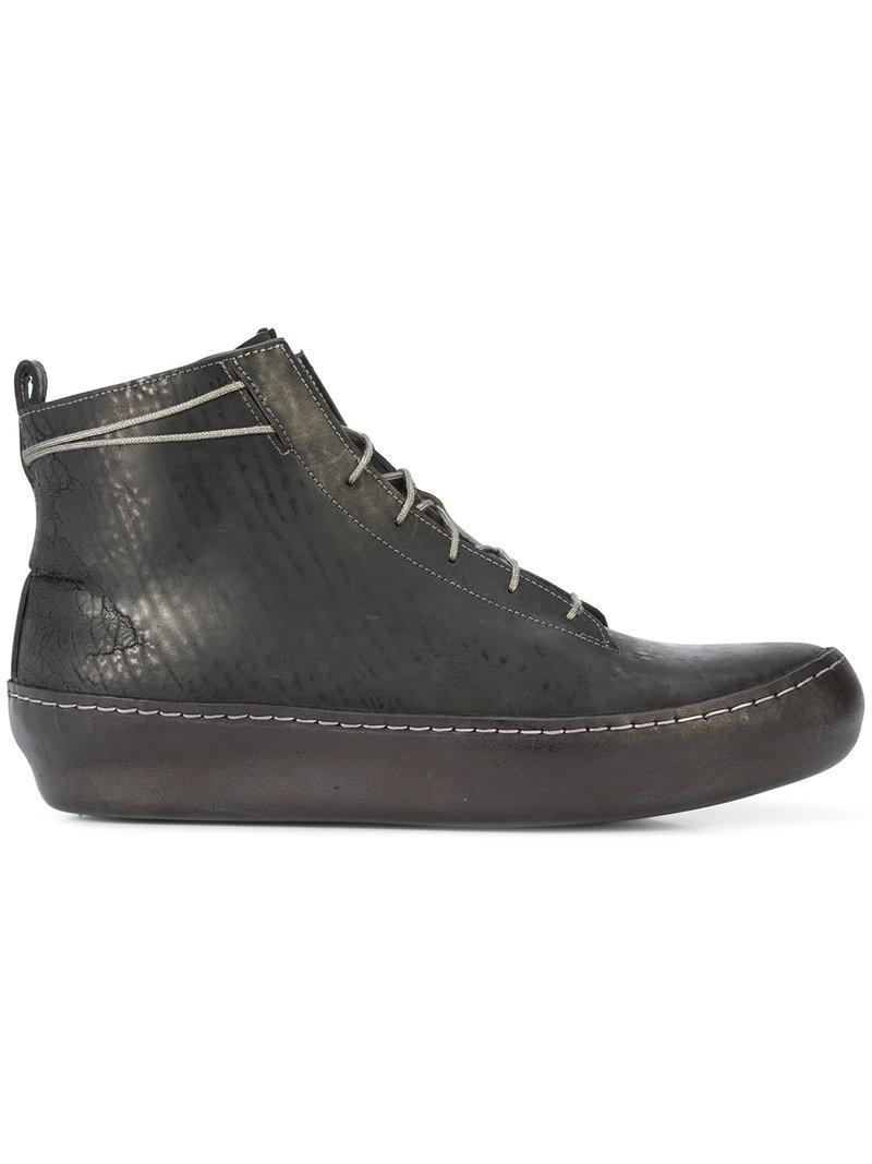 2014 newest sale online outlet hot sale Taichi Murakami platform hi-top sneakers kN8P4VC8rD
