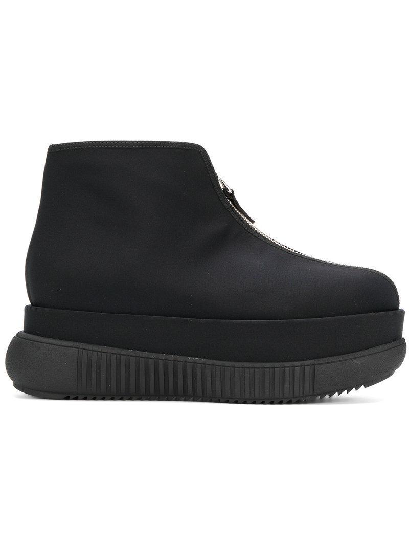 Shopping Online Marni Flatform velcro ankle boots Sneakernews Sale Online Outlet Footlocker Finishline n6hUtg