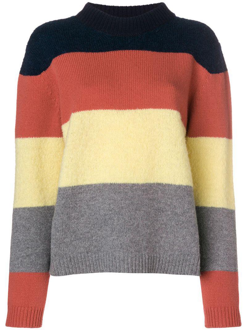 Block Chinti Women's Sweater amp; Colour Parker TvqOr7vI
