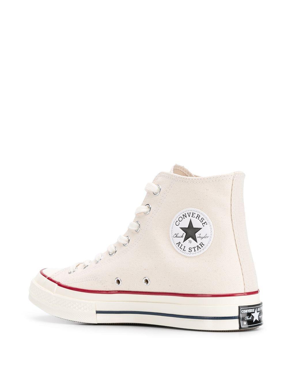 Converse All Star 70's High-top Sneakers in het Naturel voor heren
