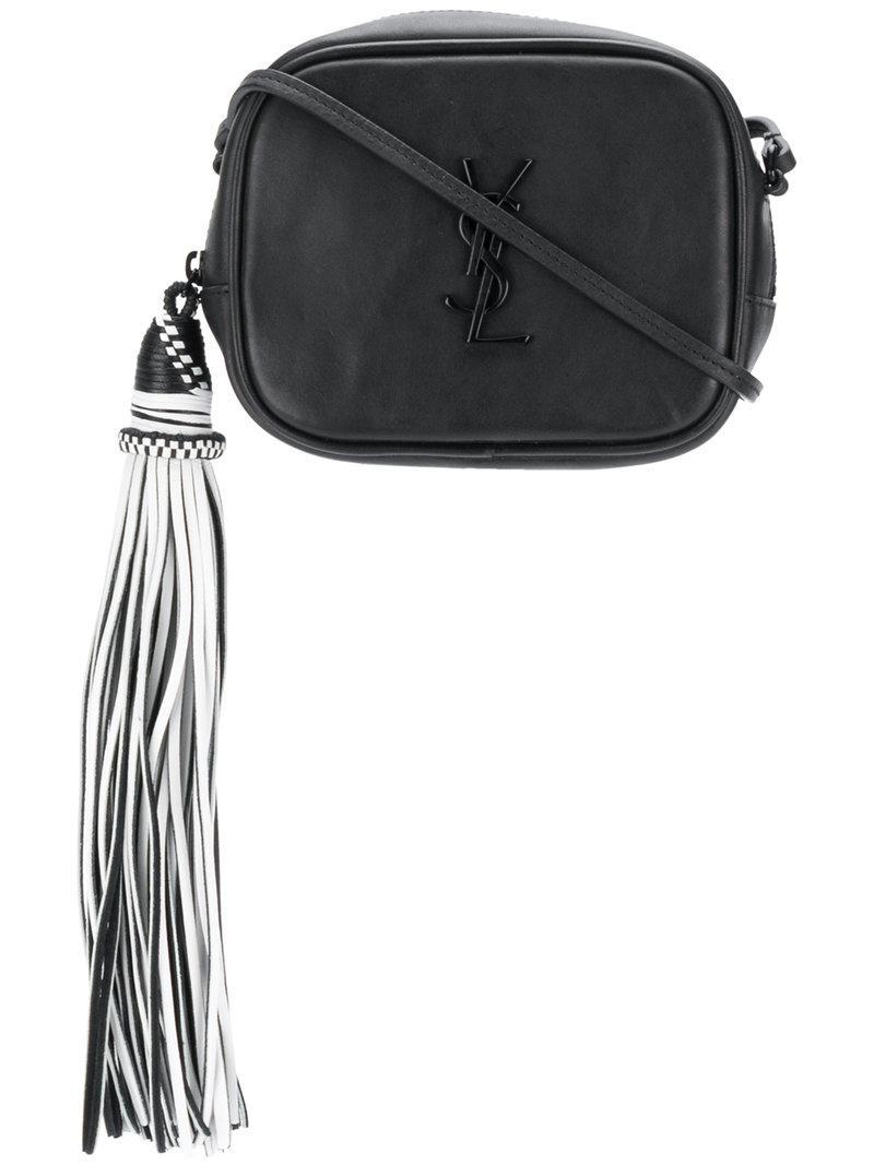 Monogram Blogger bag - Black Saint Laurent UWYs5xmr
