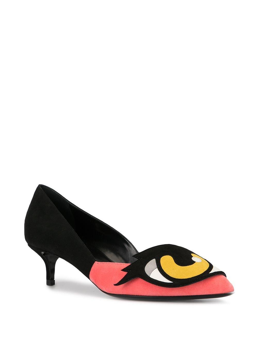 Zapatos de tacón Oh Roy Pierre Hardy de Cuero de color Negro