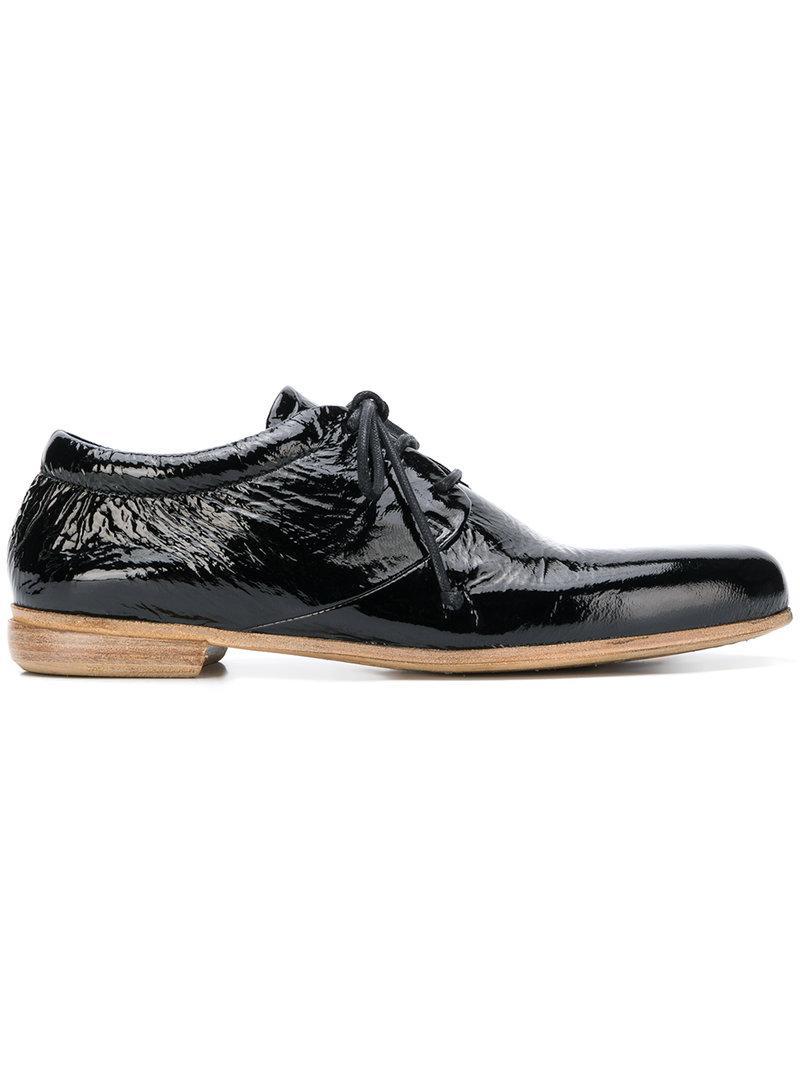MARSèLL Vernice derby shoes EOwATSP