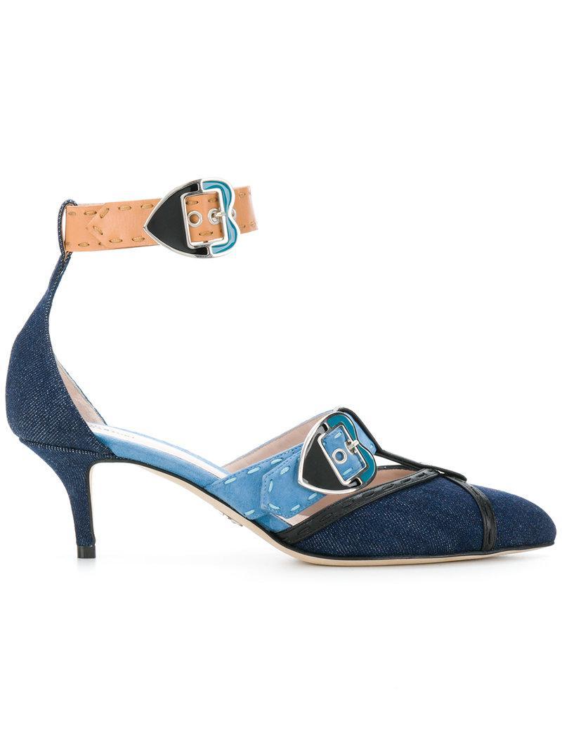 Florien Denim - Blue Paula Cademartori 11uwcI4