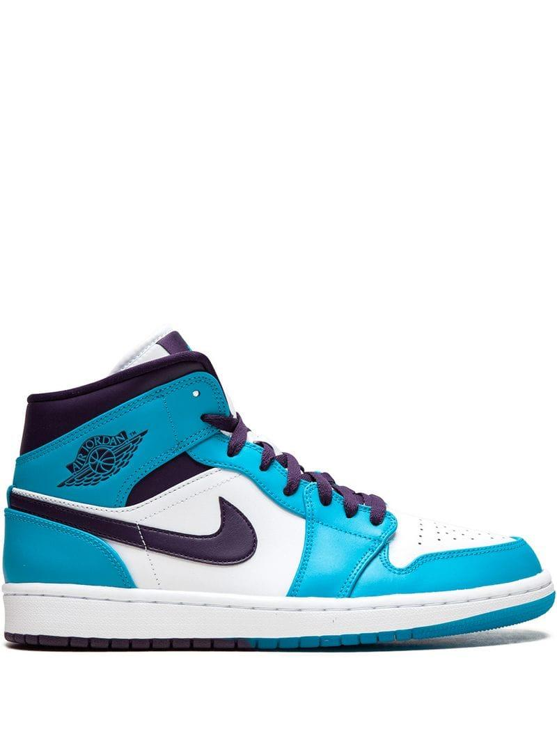 c98ebd7bc4680d Nike Air 1 Sneakers in Blue for Men - Lyst