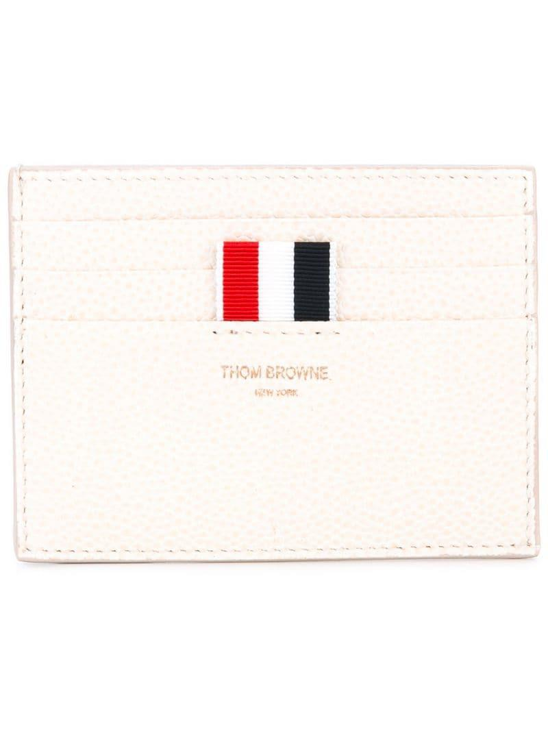 be48d9a3ff Thom Browne - Multicolor Grained Cardholder for Men - Lyst. View fullscreen