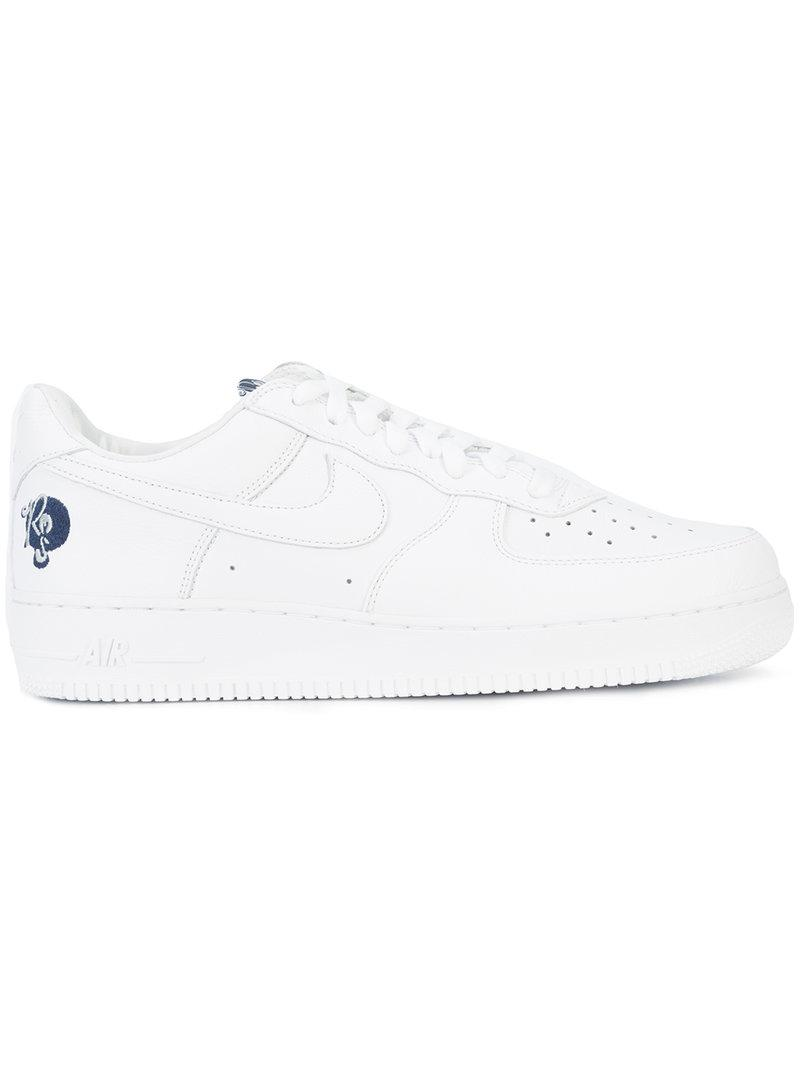 0ff009c095cb4 Lyst - Nike Air Force One Sneakers in White for Men