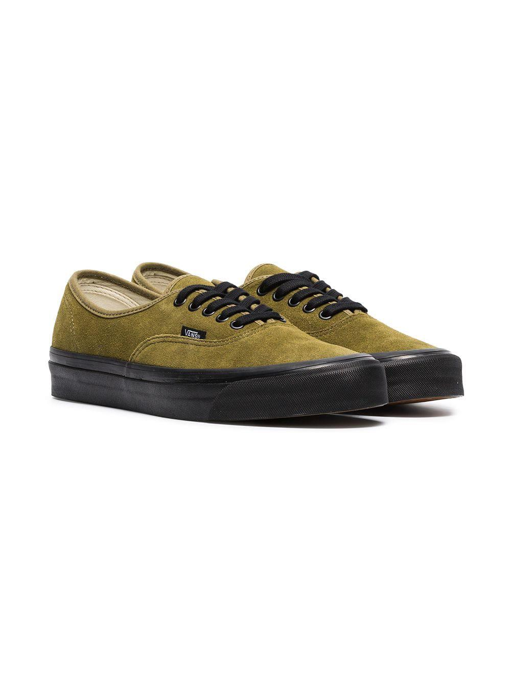 bdeb324ed Vans - Green Zapatillas bajas 44 DX for Men - Lyst. Ver en pantalla completa