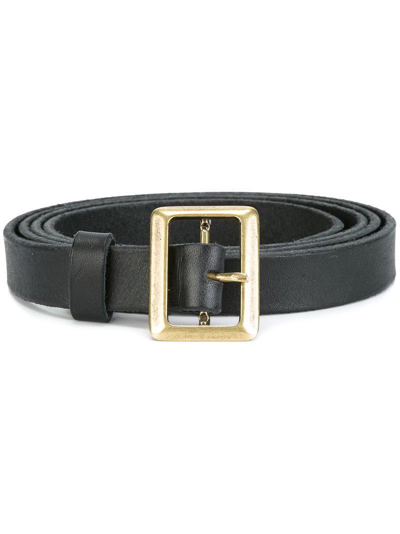 buckled belt - Black Forte_Forte UnwCKlJ