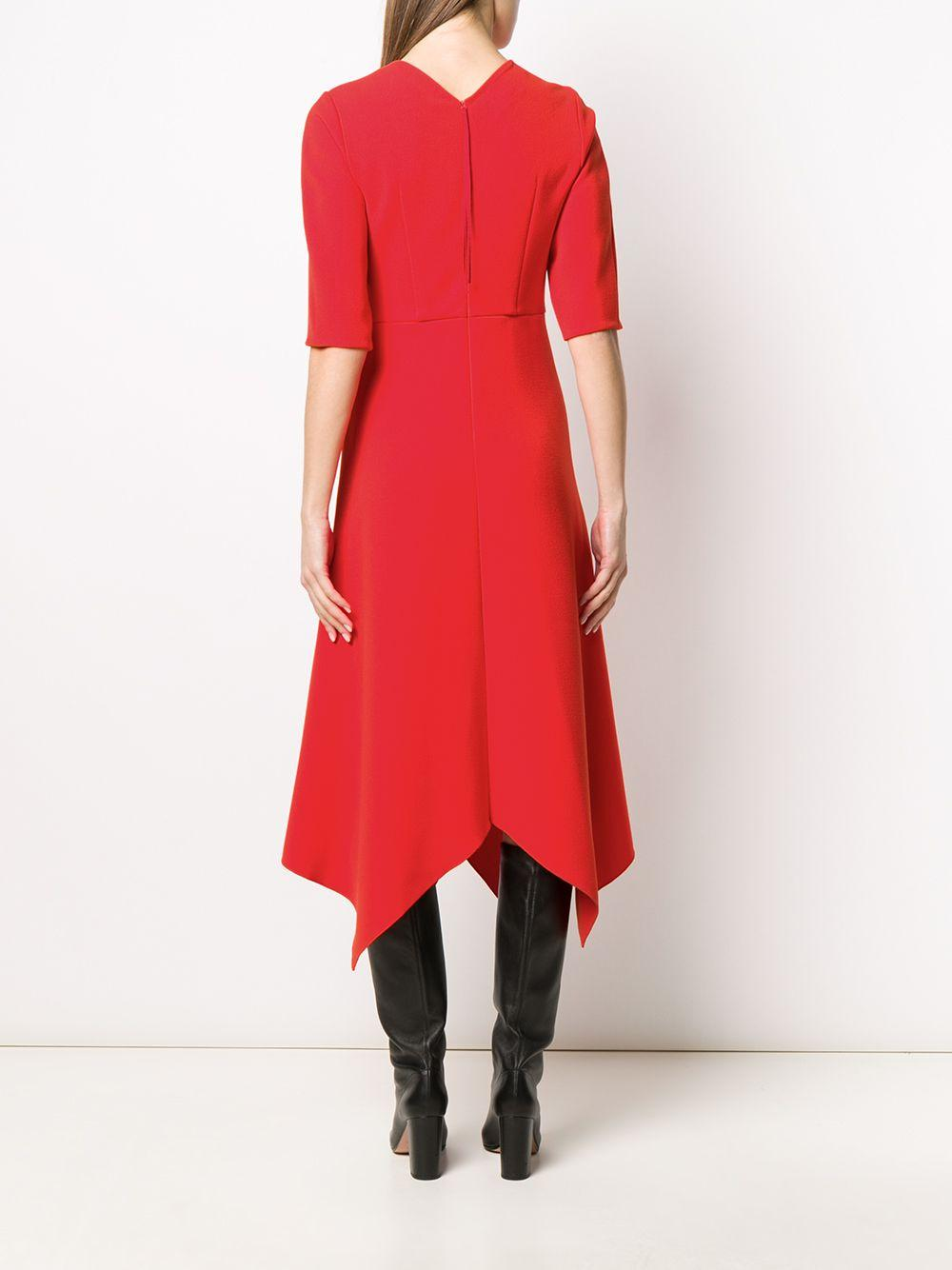 Robe Sophisticated Perfection Synthétique Dorothee Schumacher en coloris Rouge