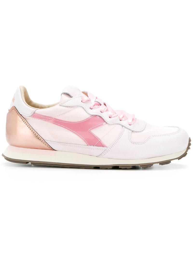 Diadora Equipe Pearls sneakers - Pink & Purple farfetch rosa Venta Últimas Colecciones Venta Barata 100% Originales 7K6Ipb5