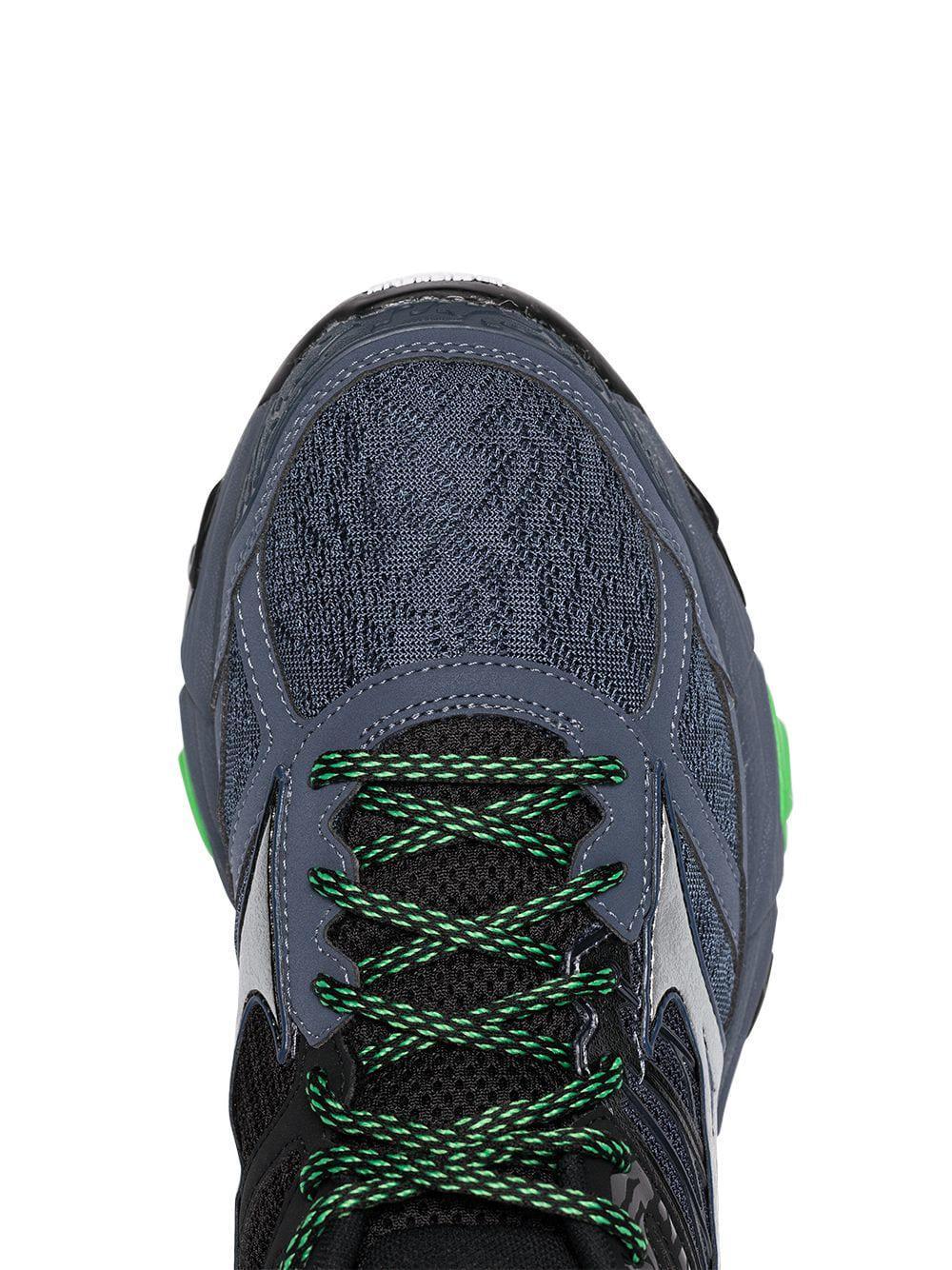 ce9e599368d6 For Men Mizuno Lyst Muji In 5 Wave Black Sneakers 0ZZdx8q