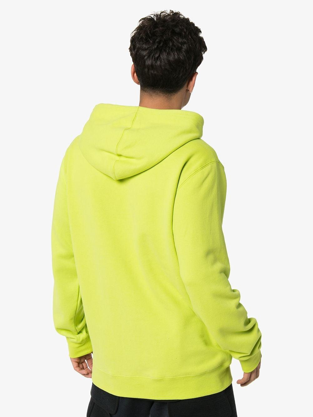 Burton Synthetisch Hoodie Met Logo in het Groen voor heren