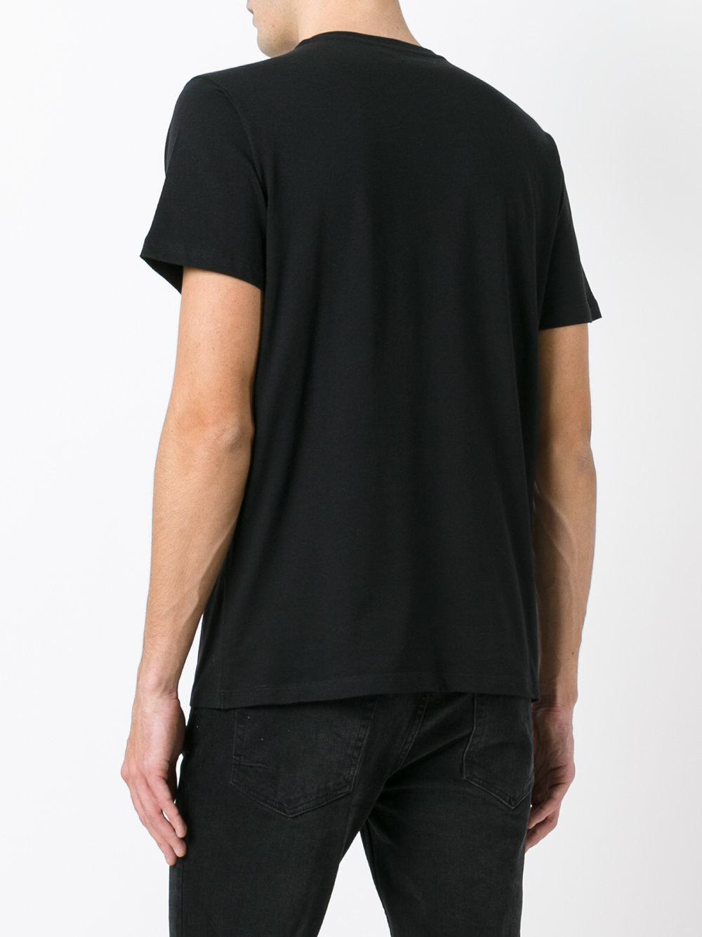 Lyst N 176 21 Elvis T Shirt In Black For Men