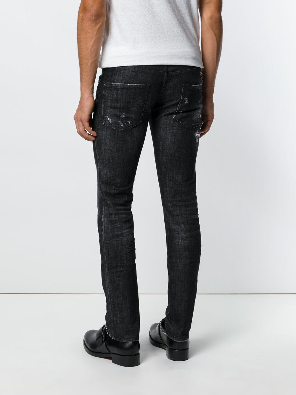 DSquared² Denim Clement Jeans in Blue for Men