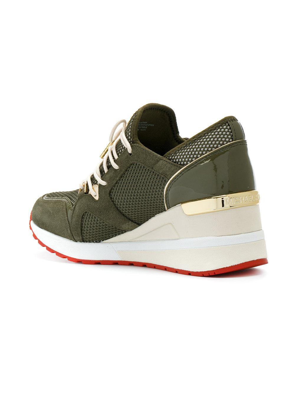 Michael Kors Tennis Shoes White