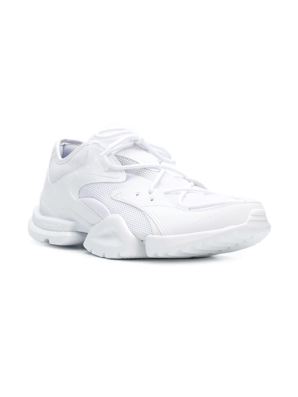 Reebok - White Run R 96 Sneakers for Men - Lyst. View fullscreen 334f5b4a5