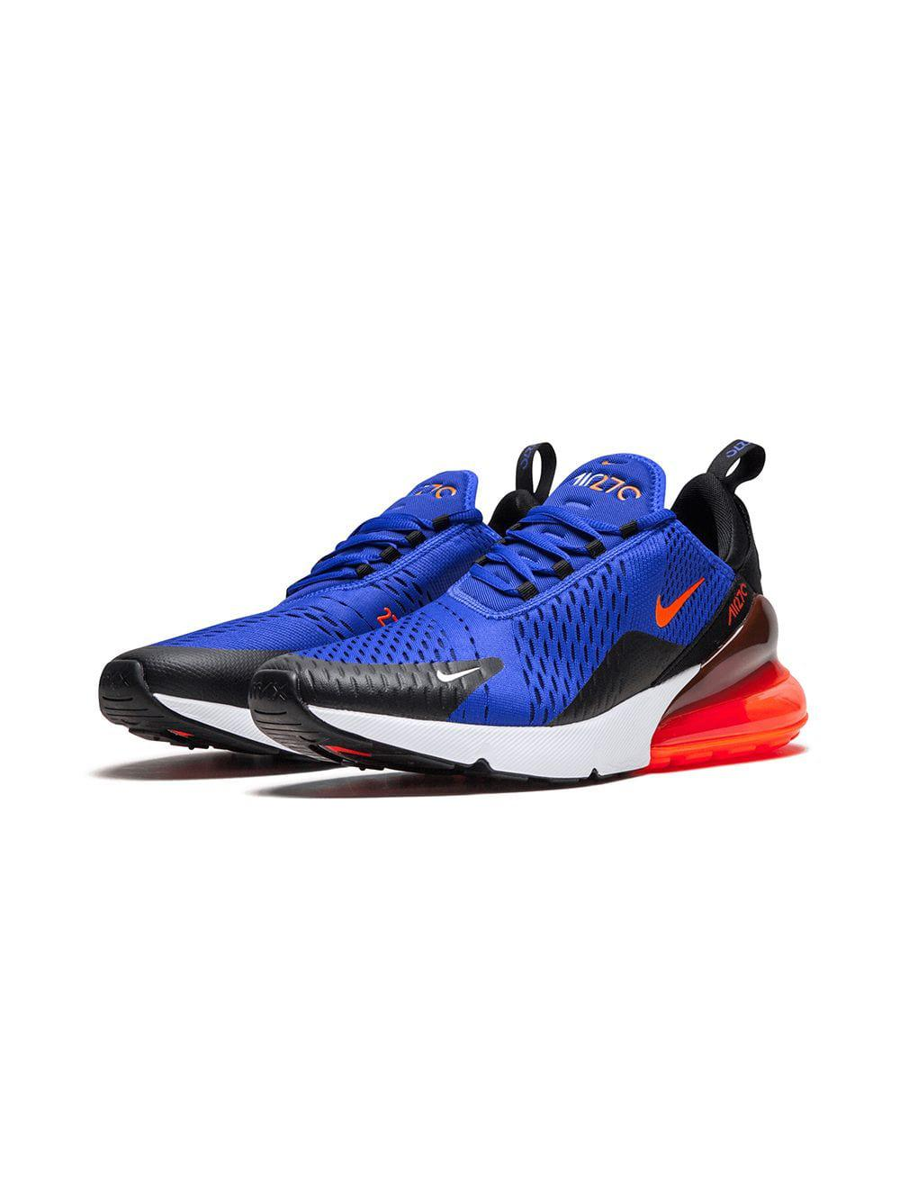 09f31a35d45 Lyst - Nike Air Max 270 Sneakers in Blue for Men - Save 55%