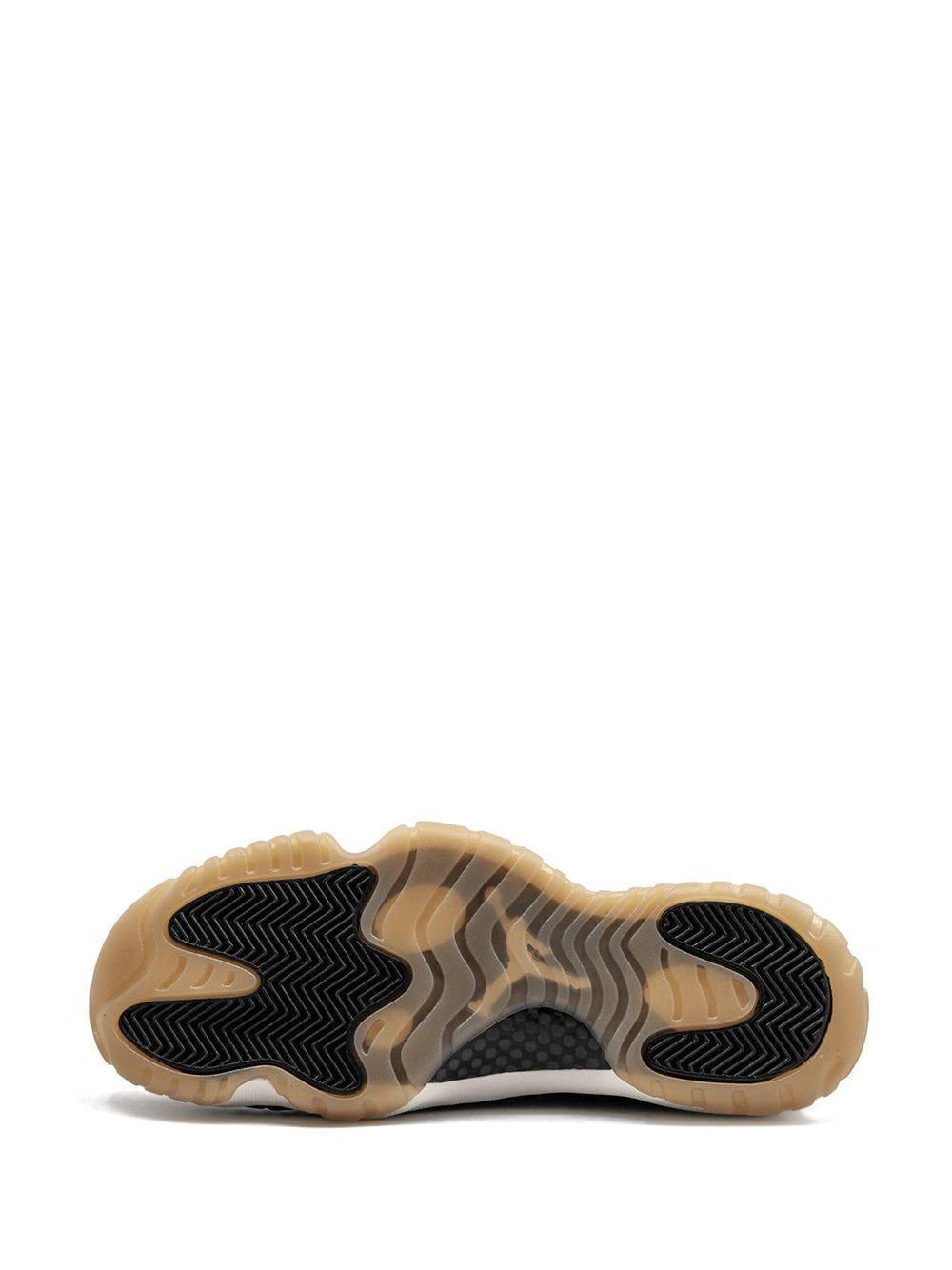 Nike Leer Air Future Premium Sneakers in het Zwart voor heren