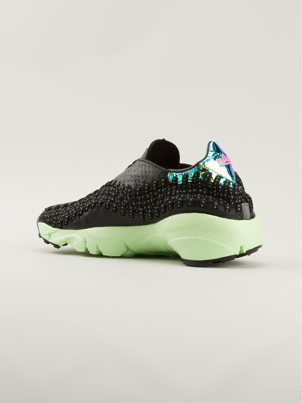 Zapatillas Air Footscape WVN MTN City QS' Nike de Algodón de color Negro para hombre