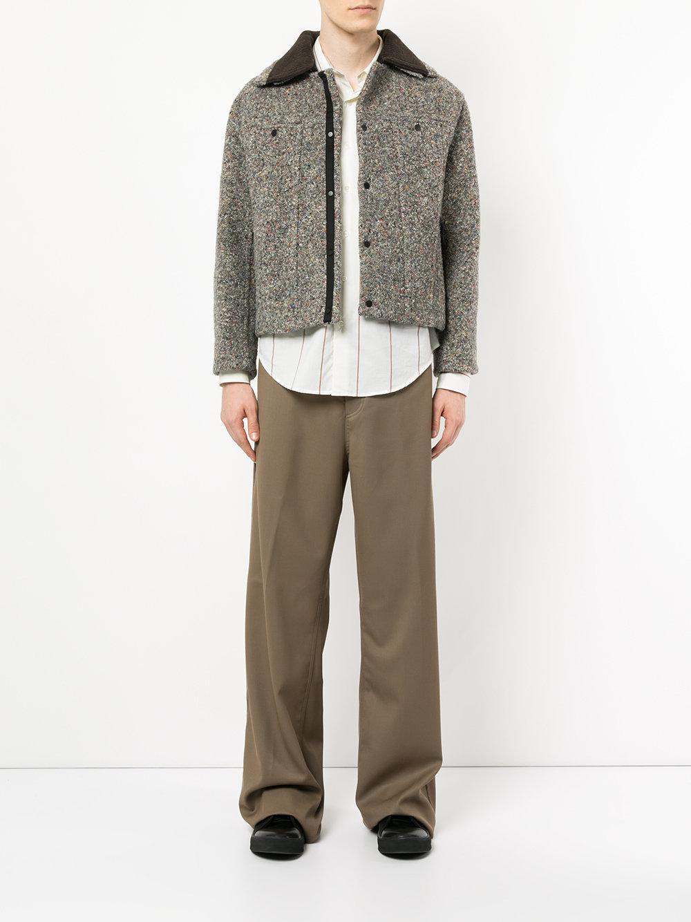 Craig Green Bomber in Grey (Grey) for Men
