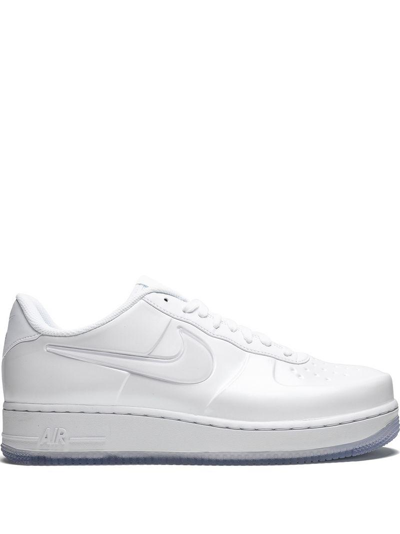 0a69a26f1d4f2 Lyst - Nike Air Force1 Foamposite Pro Cupsole Sneakers in White for Men