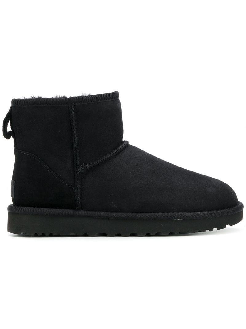 2a17334fa68 UGG Ugg Boots in Black - Lyst