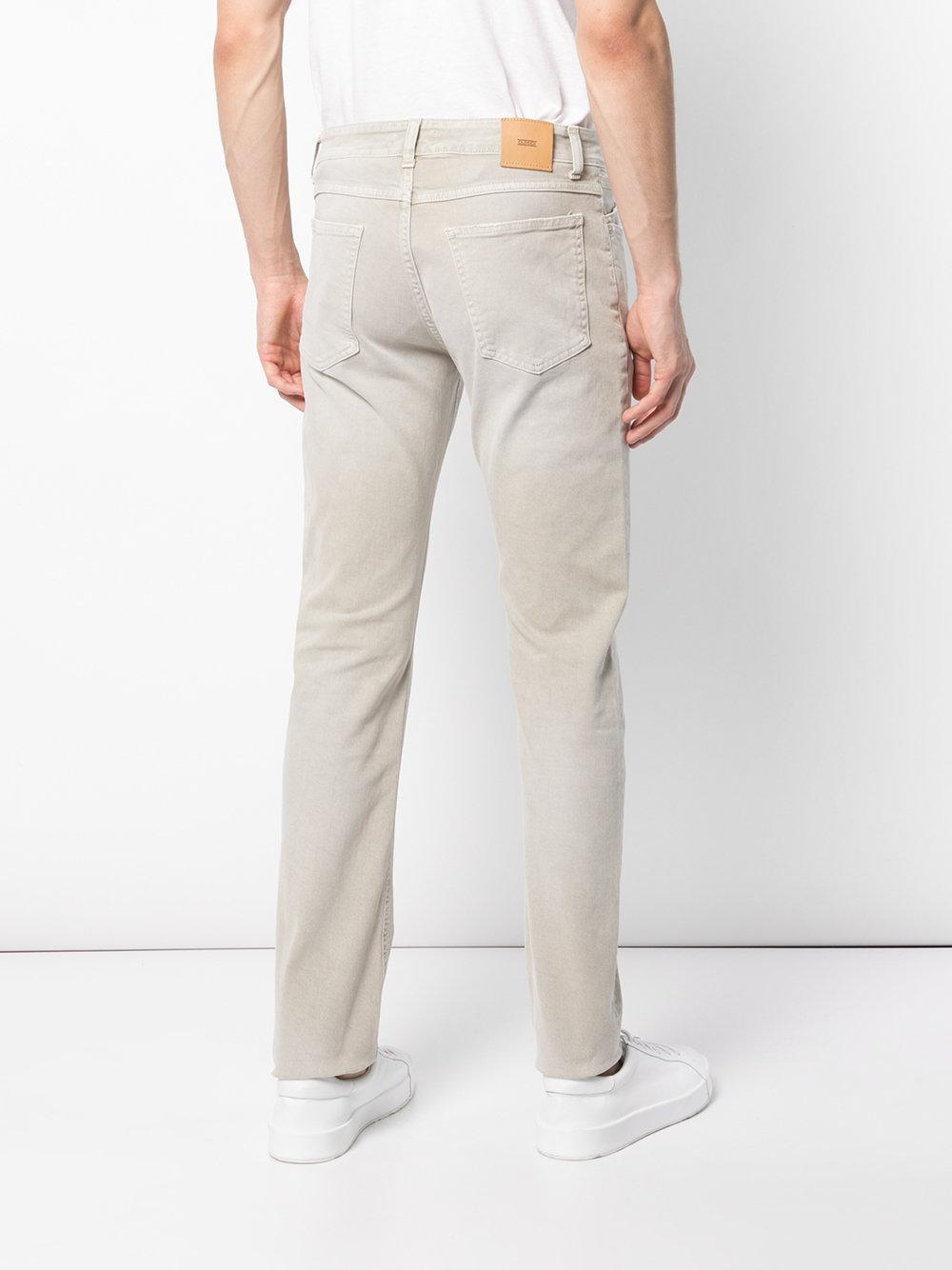 Closed Denim Slim-fit Jeans in Natural for Men