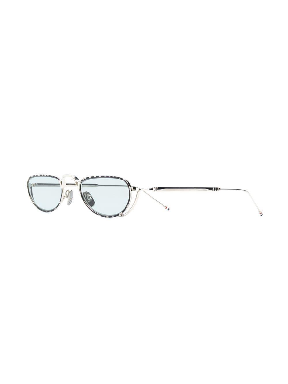 In Silver For Tortoise Lyst Men Metallic Browne Grey Sunglasses amp; Thom gZYTwq6