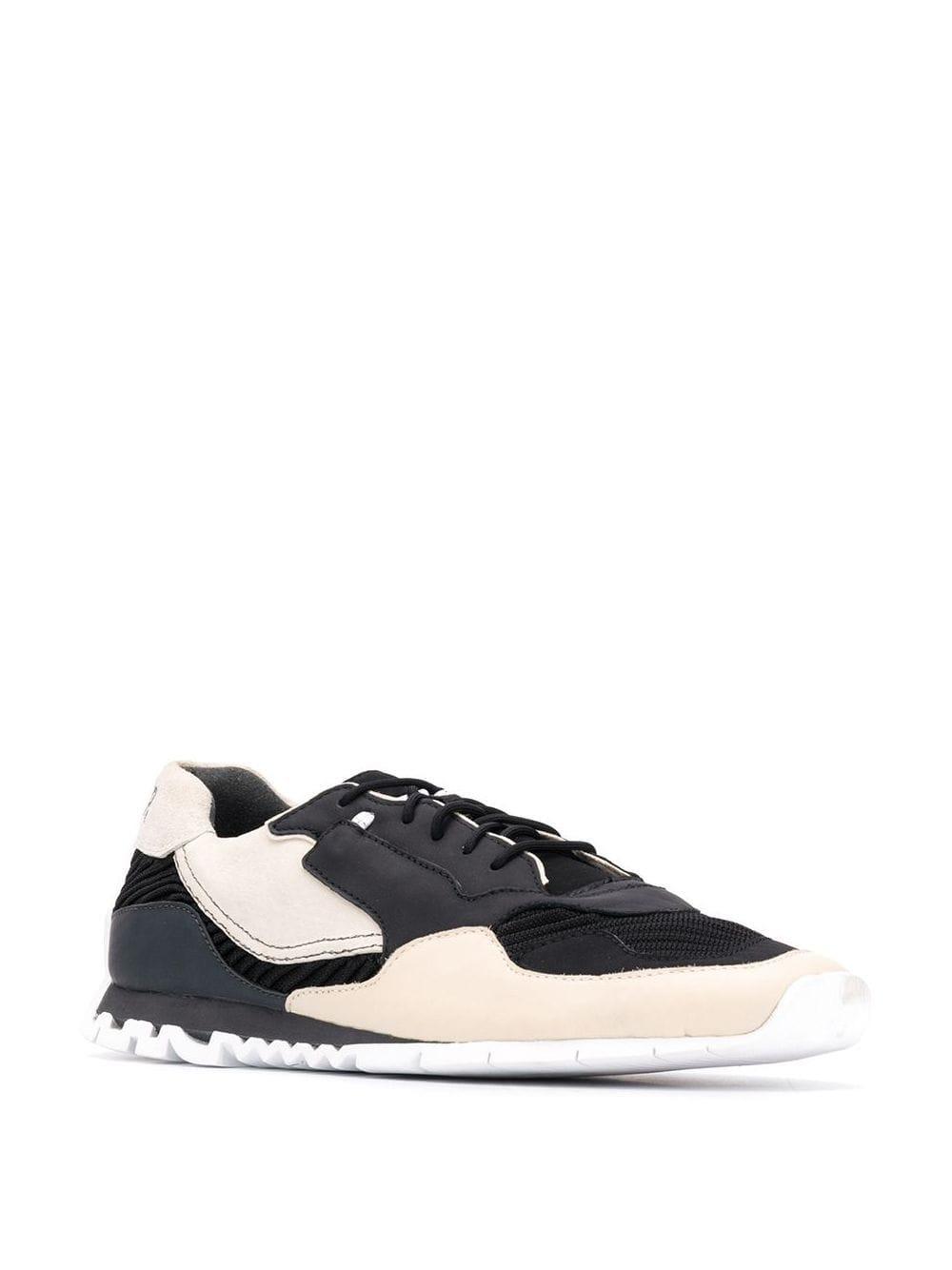 Camper Rubber Nothing Sneakers in het Zwart voor heren