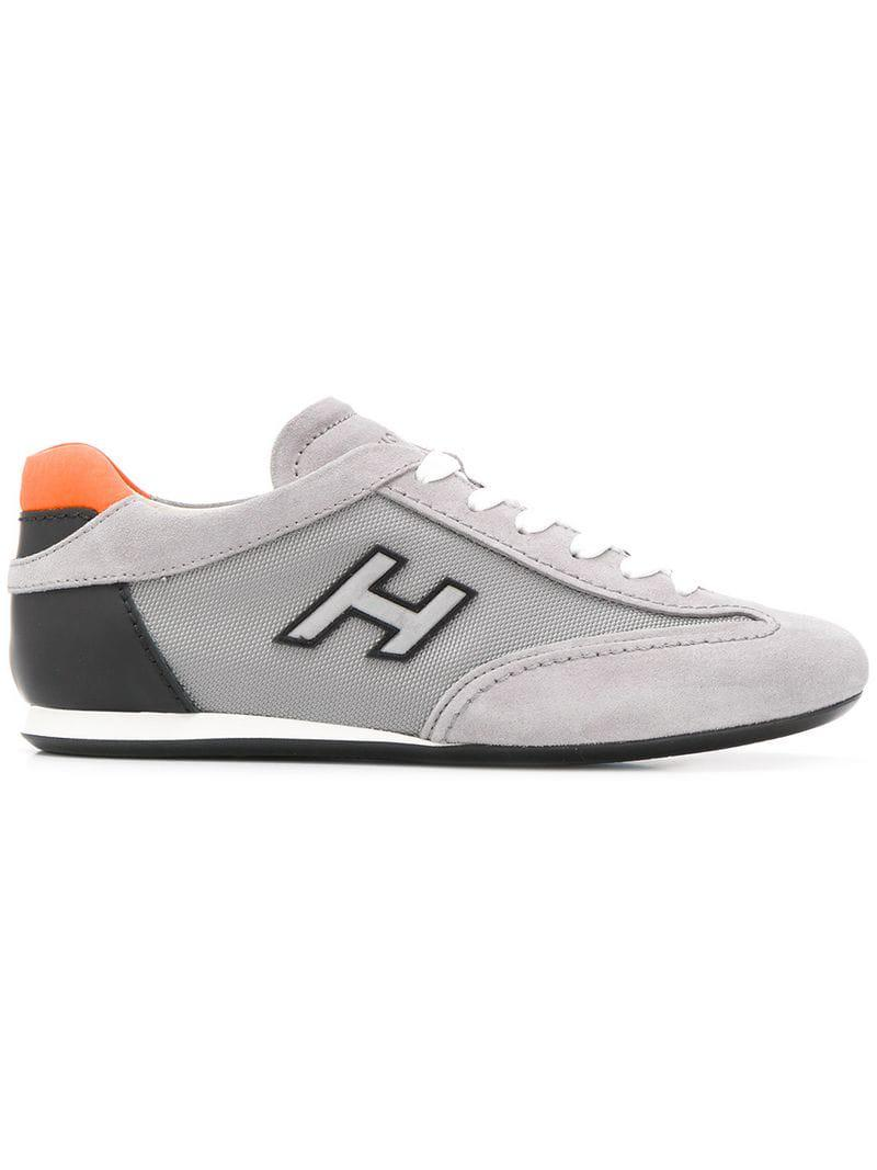 f4c32d2d307 Hogan Olympia Sneakers in Gray for Men - Lyst